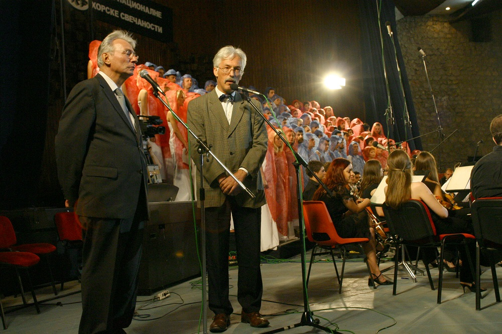 Aleksandar S. Vujić – hor i folklor kao inspiracija